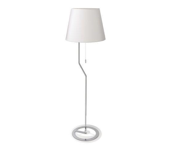 Flamingo F - floor lamp by Bernd Unrecht lights by Bernd Unrecht lights