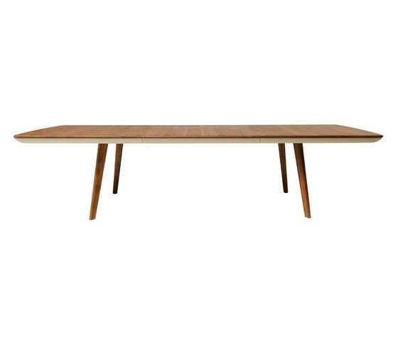 flaye extension table by TEAM 7 by TEAM 7