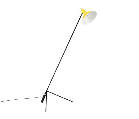 Floor Lamp No. 1502: The Grasshopper by ANVIA by ANVIA