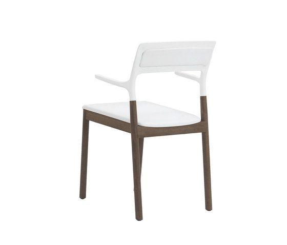 Florinda Soft with armrests by De Padova by De Padova