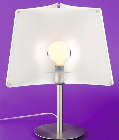 Fluo table lamp by almerich by almerich