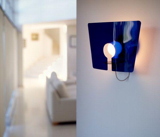 Fluo wall lamp by almerich by almerich