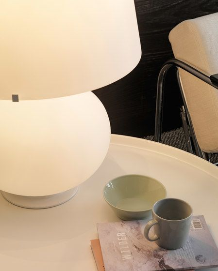 Fontana Table lamp big by FontanaArte by FontanaArte
