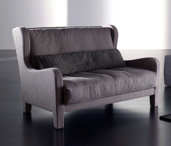 Forrest Soft Love Seat by Meridiani by Meridiani