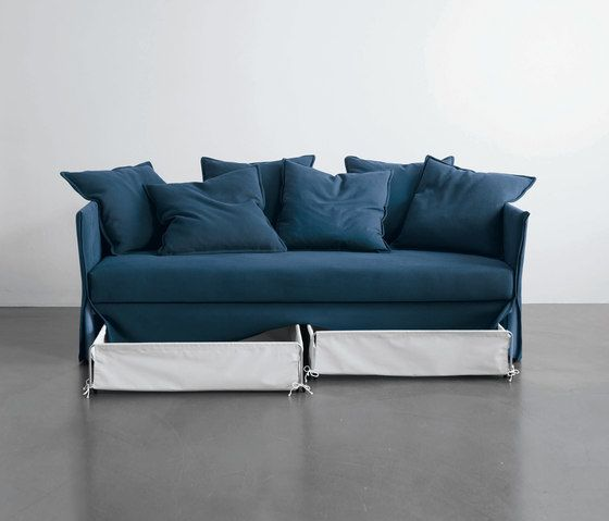 Fox Sofa Bed by Meridiani by Meridiani