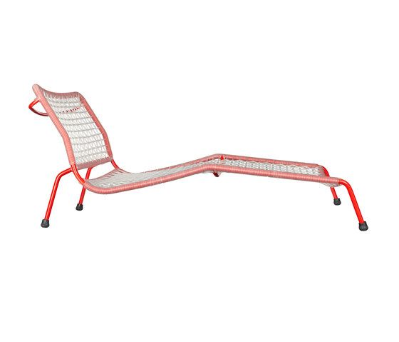 Frog chaise longue by Living Divani by Piero Lissoni for Living Divani