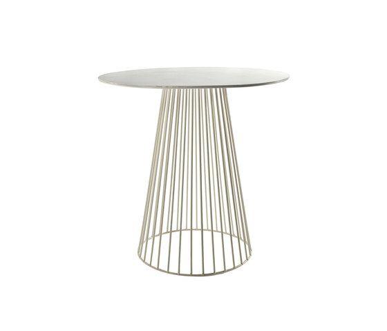 Garbo Table white by Serax by Serax