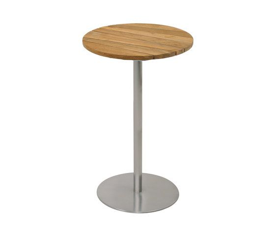 Gemmy bar table Ø 60 cm (Base D) by Mamagreen by Mamagreen