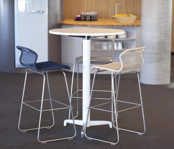 Genese Cafe table by Holmris Office by Holmris Office