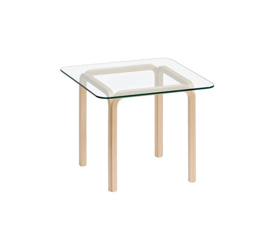 Glasstable Y805C by Artek by Artek