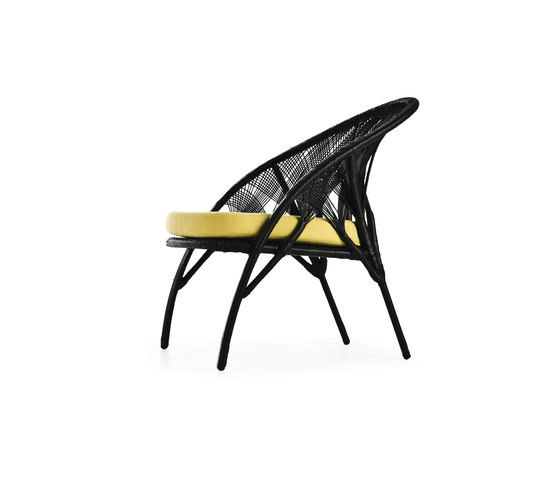 Hagia Easy Armchair by Kenneth Cobonpue by Kenneth Cobonpue
