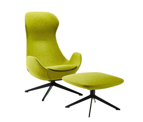Halia Berger Armchair by Koleksiyon Furniture by Koleksiyon Furniture