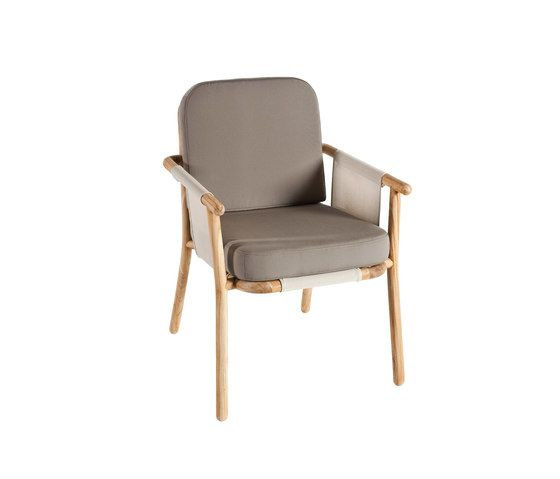 Hamp Armchair by Point by Point