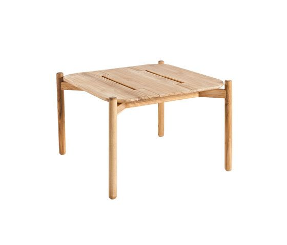 Hamp Corner table by Point by Point