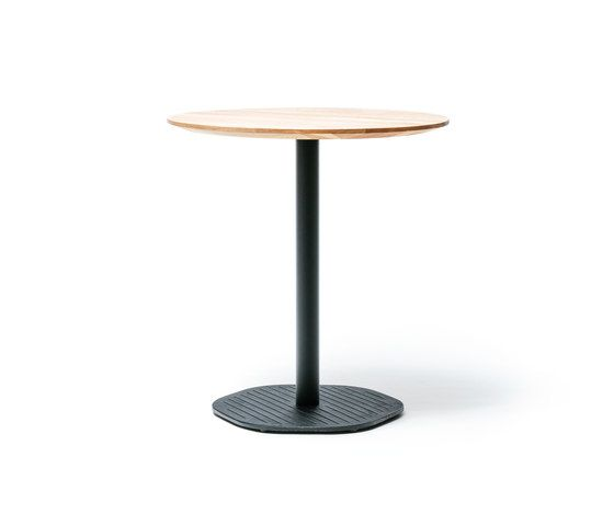 Hexagon Table by TON by TON
