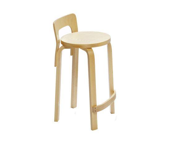 High Chair K65 by Artek by Artek