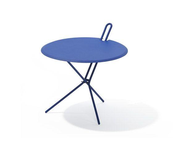 Hook folding table by Lampert by Lampert