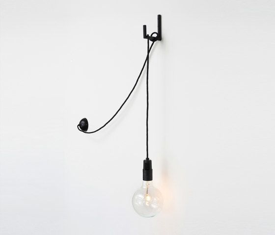 Hook Lamp by Atelier Areti by Atelier Areti