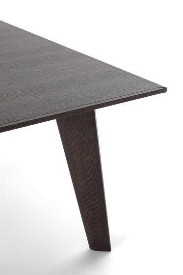 Howard table by Poliform by Poliform