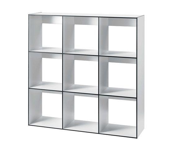 HP 9 Library 3x3 by Hansen by Hansen