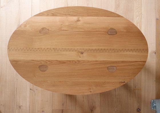 I Massivi | DMF/002 Low table by Itlas by Itlas