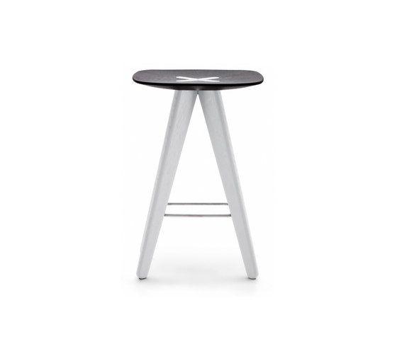Ics stool by Poliform by Poliform