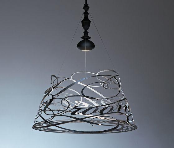 Idée fixe Suspension Lamp by Jacco Maris by Jacco Maris