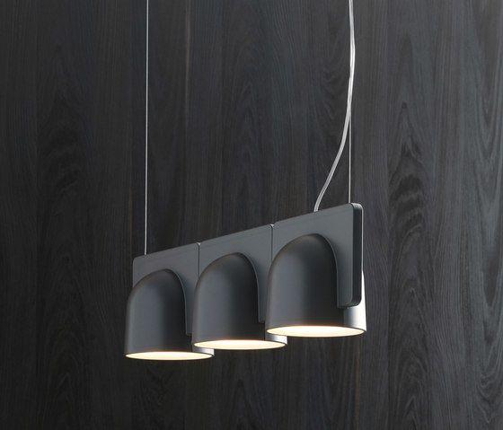 Igloo System Suspension lamp by FontanaArte by FontanaArte