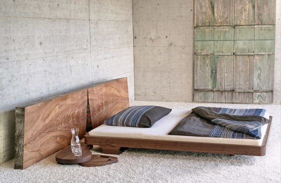 ign. dream. bed. by ign. design. by andy ehrensperger for ign. design. - Dream Massivholzbett Ign Design