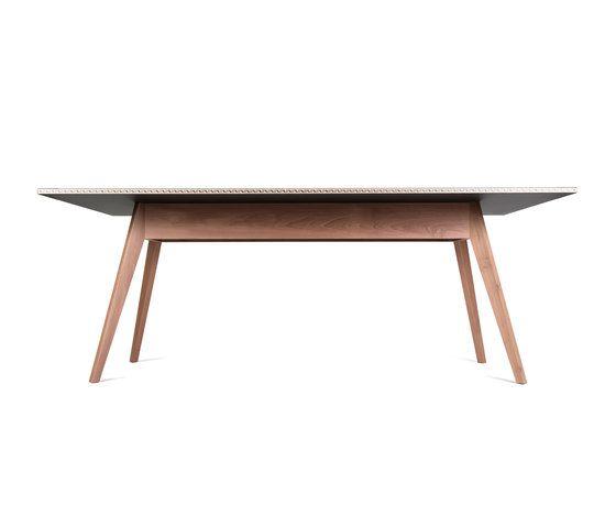 Intarsio | table by strasserthun. by strasserthun.