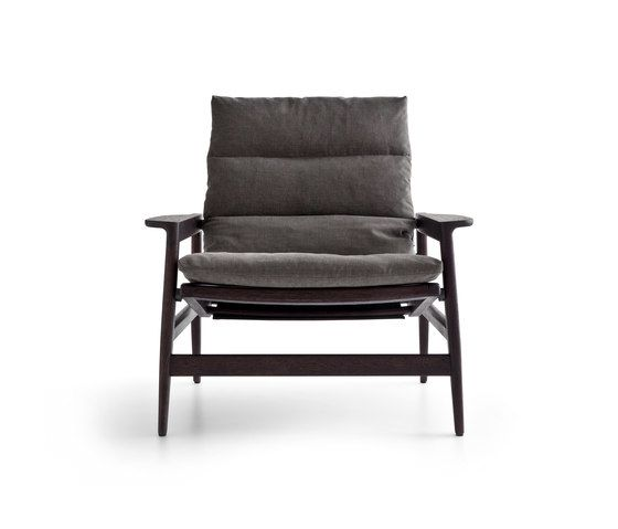 Ipanema armchair by Poliform by Poliform
