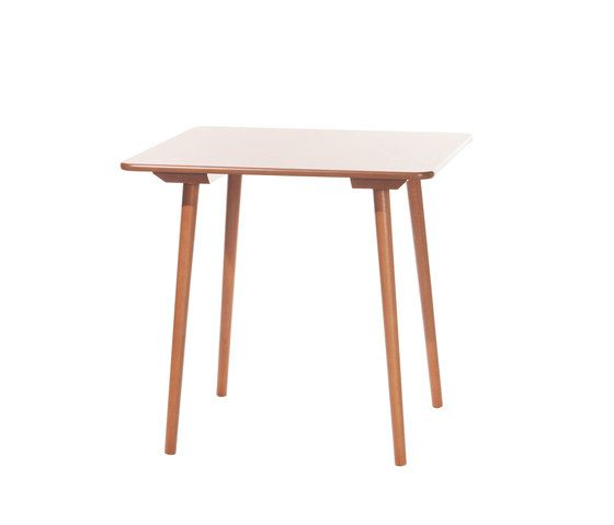 Ironica Table by TON by TON