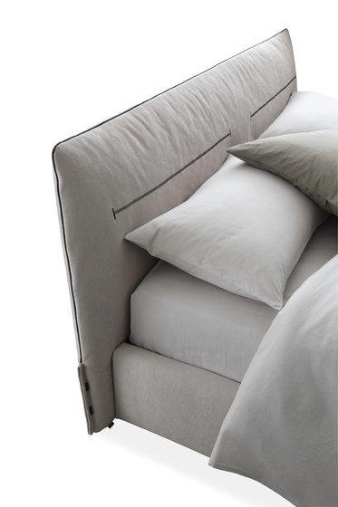 Jacqueline bed by Poliform by Poliform