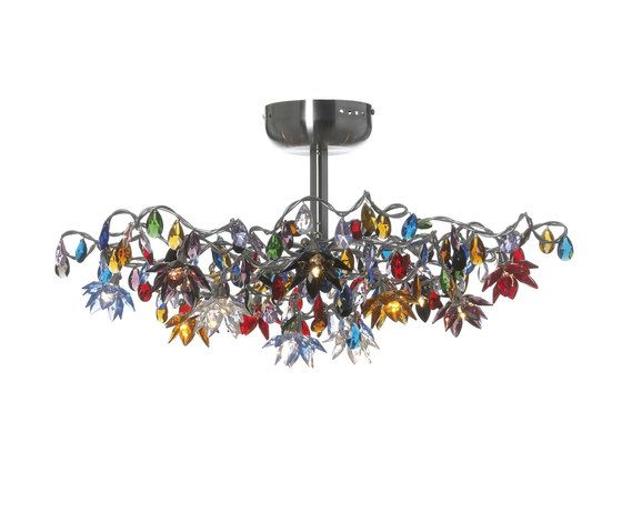 Jewel ceiling light 12-multicolor by HARCO LOOR by HARCO LOOR