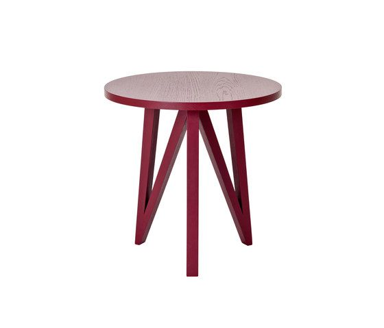JL2 Faber Side table by LOEHR by LOEHR