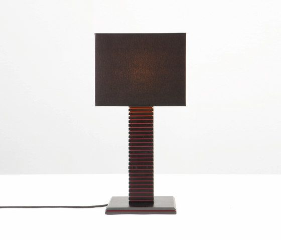 Joint Table Lamp by Wildspirit by Wildspirit