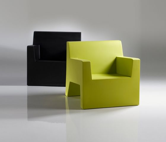 Jut Armchair by Vondom