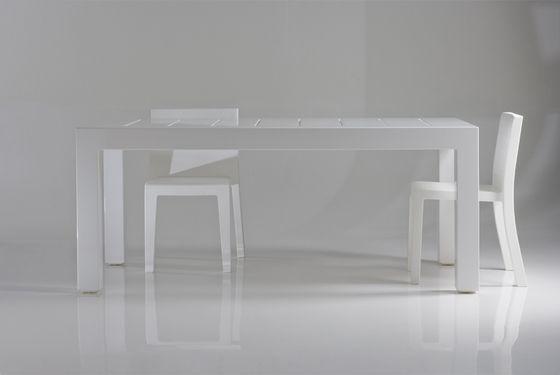 Jut Dining Table - 180 x 90 x 75 cm by Vondom