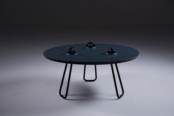 Kahawa Coffee Table Round by Artisan by Artisan