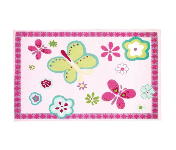 Kids Rugs - Elgin Flower by Designers Guild by Designers Guild