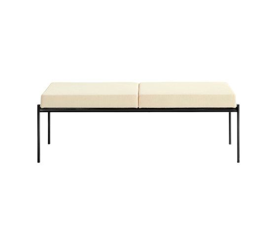 Kiki Bench | 2-seater by Artek by Artek
