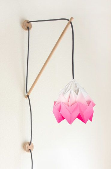 Klimoppe Moth Gradient – Mint by Studio Snowpuppe by Studio Snowpuppe
