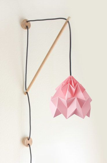 Klimoppe Moth – Pink by Studio Snowpuppe by Studio Snowpuppe