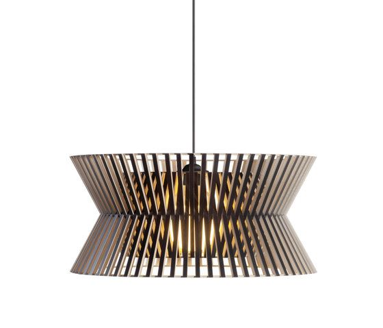 Kontro 6000 pendant lamp by Secto Design by Secto Design