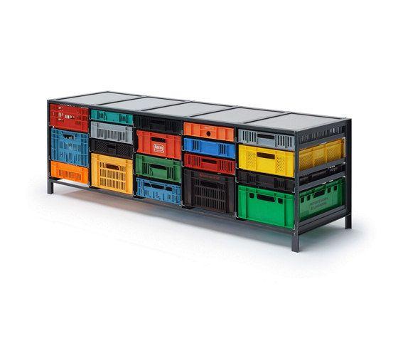 Krattenkast-5 Cabinet by Lensvelt by Lensvelt