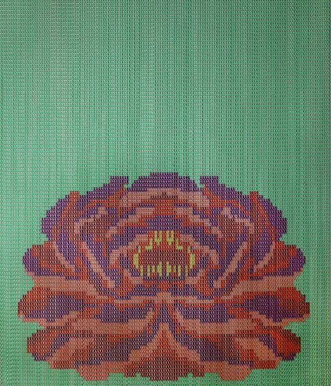 Kriska® Gypsette Mint Lotus by KriskaDECOR® by KriskaDECOR®