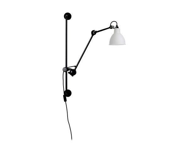 LAMPE GRAS - N°210 frosted glass by DCW éditions by DCW éditions