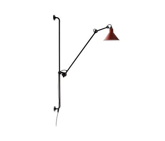 LAMPE GRAS - N°214 red by DCW éditions by DCW éditions
