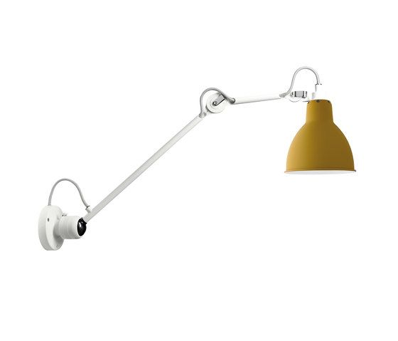 LAMPE GRAS - N°304 L40 yellow by DCW éditions by DCW éditions