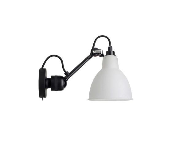 LAMPE GRAS - N°304 SW frosted glass by DCW éditions by DCW éditions